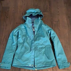 Small Burton ski / snowboard coat